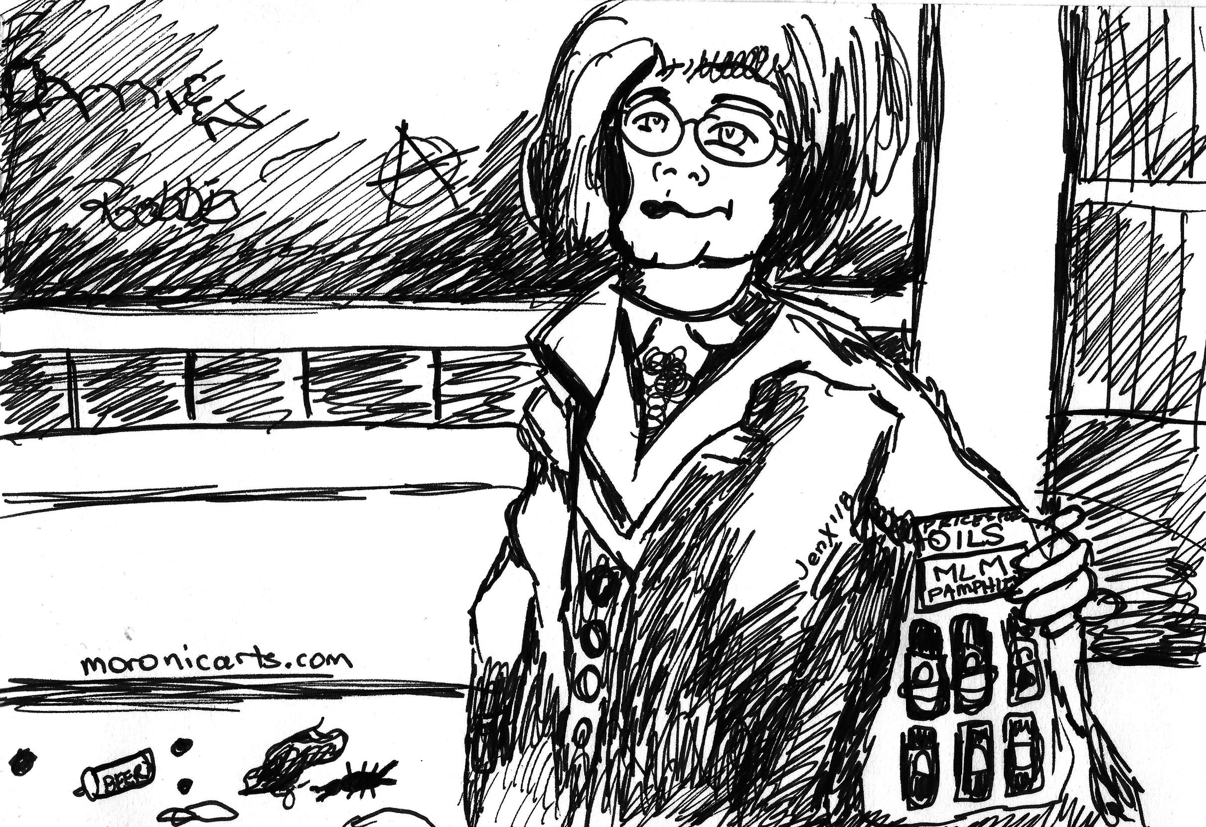 Doris Krabalsky Wanna Buy an Oil 2